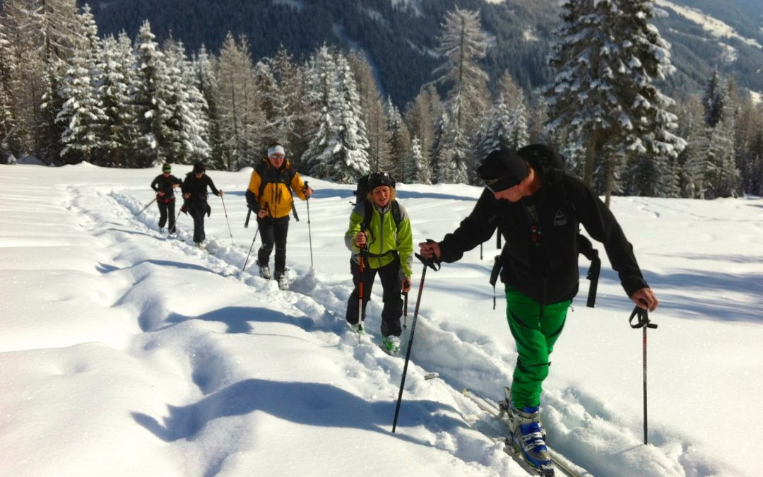 Skitouren Anfängerkurs
