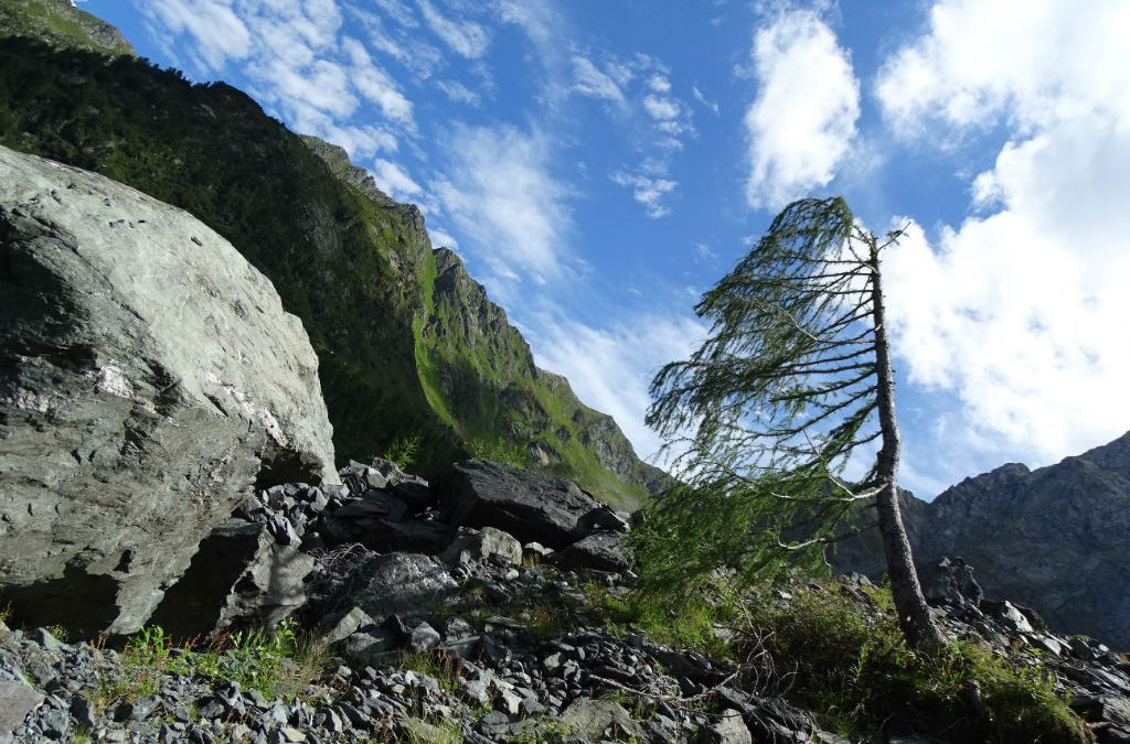 Boulderfestival im Obergailertal (Lesachtal) vom 09 – 11 Sep. 2016