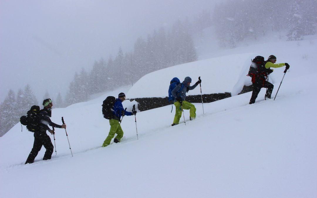 Skitourenkurs im Lesachtal