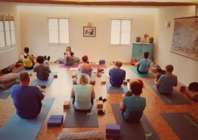 Yogaeinheit